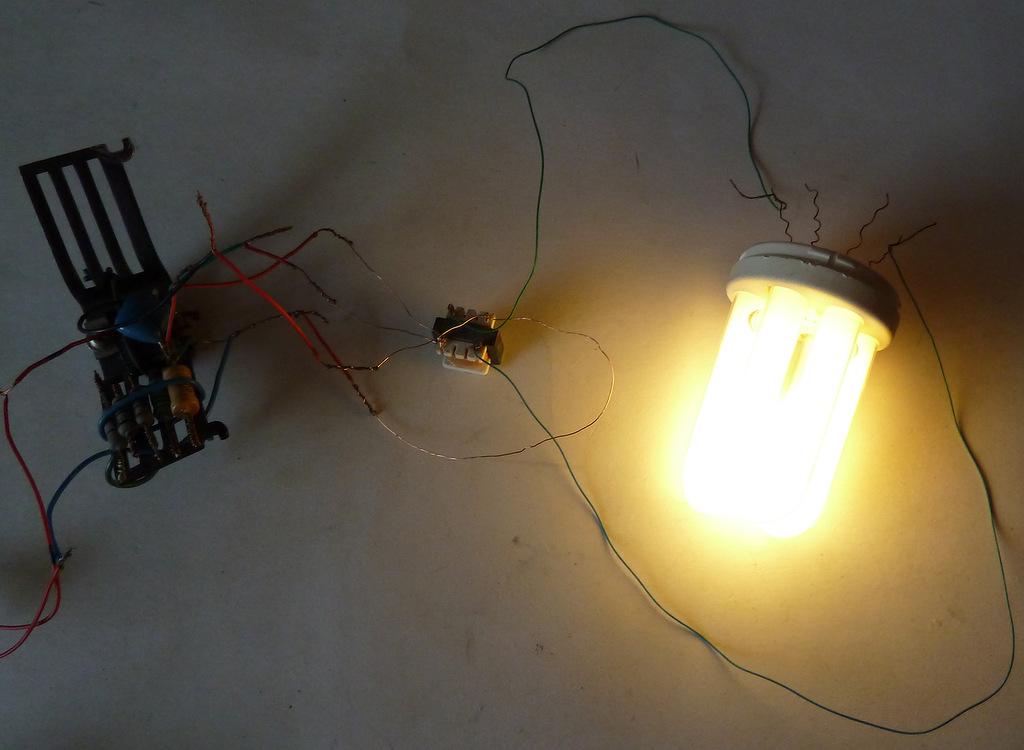ламп можно подключить